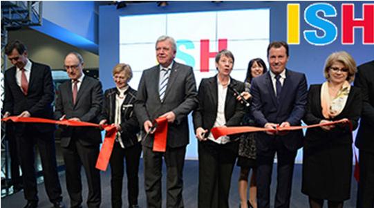 2019年德国法兰克福国际卫生洁具、供暖及空调博览会(ISH)